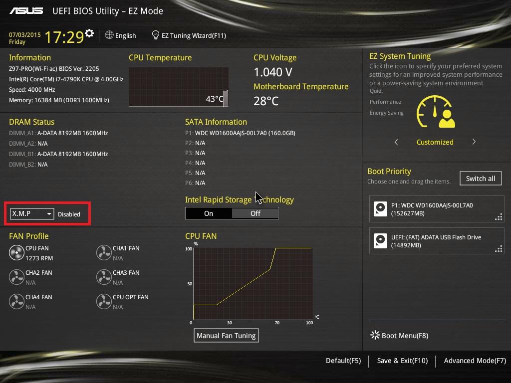 RAM-FDK-XMP1-2