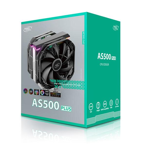 خنک-کننده-پردازنده-دیپ-کول-AS500-Plus