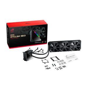ASUS ROG RYUJIN 360 RGB AIO Liquid CPU Cooler-4