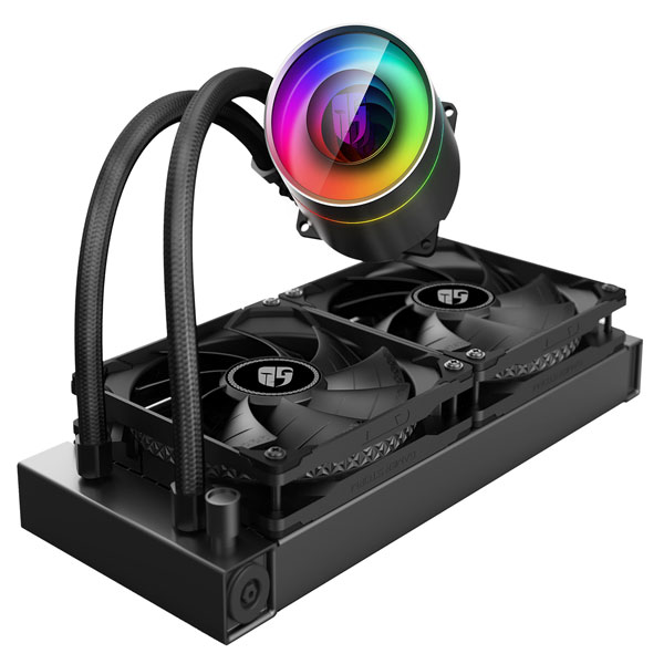 خنک کننده پردازنده دیپ کول مدل LIQUID COOLER CASTLE 240EX