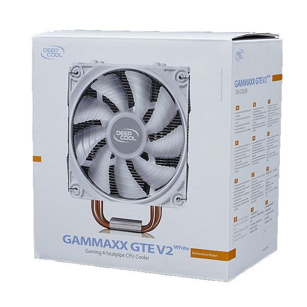 GAMMAXX GTE V2 WHITE