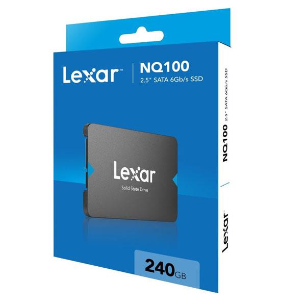 جزئیات پیوست SSD-LEXAR-NQ100-240GB
