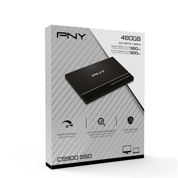 SSD-PNY-CS900-480GB